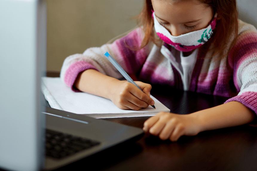 Obdelave osebnih podatkov in poročanja učiteljev ter vodenja evidenc o izvedbi pouka in pomoči učencem na daljavo
