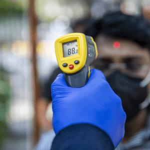 Previdno pri uvajanju termokamer in merjenju telesne temperature posameznikov
